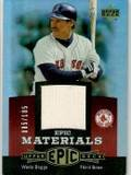 2006 Upper Deck Epic Materials Wade Boggs