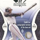 2007 Upper Deck SP Authentic Baseball Hobby Box