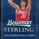 2006/07 Bowman Sterling Basketball Hobby Box