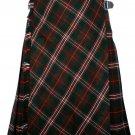 34 size Scott Hinting tartan Bias Apron Traditional 5 Yard Scottish Kilt for Men