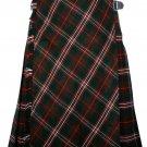 54 size Scott Hinting tartan Bias Apron Traditional 5 Yard Scottish Kilt for Men