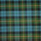 Gunn Ancient Traditional Hand Fringed Kilt FLY PLAID and Brooch / 100+Tartan available