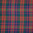Cameron Traditional Hand Fringed Kilt FLY PLAID and Brooch / 100+Tartan available