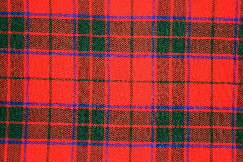Scottish Rose Premium Handmade Scottish Tartan Kilt Flashes Garters/+100 Tartan