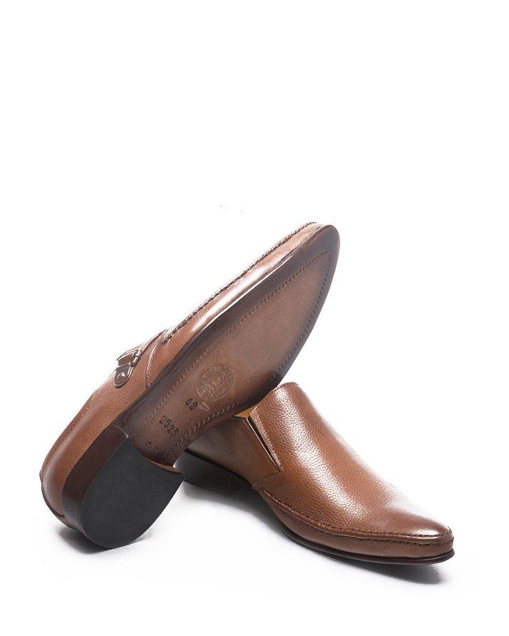 Premium Leather Handmade Formal Shoes For men ST-1930 Mustard