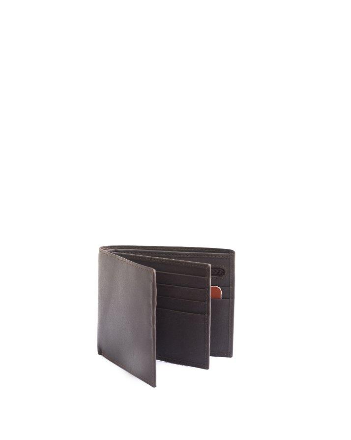 Premium Leather Handmade Formal Wallet For men ST-1902 Brown