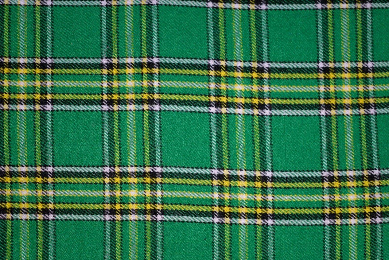 Premium Handmade Scottish Military Piper Clan Tartan Glengarry Hat/Kilt Cap / Irish