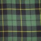 Premium Handmade Scottish Military Piper Clan Tartan Glengarry Hat/Kilt Cap / Hunting Wallace