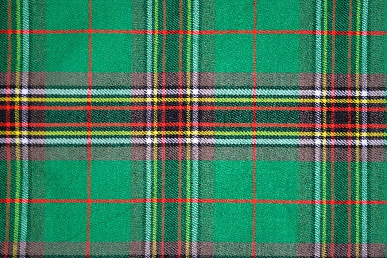 Premium Handmade Scottish Military Piper Clan Tartan Glengarry Hat/Kilt Cap / Tara Murphy