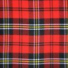 Premium Handmade Scottish Military Piper Clan Tartan Glengarry Hat/Kilt Cap / Cameron