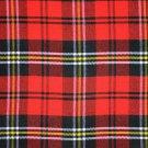 Premium Handmade Scottish Military Piper Clan Tartan Glengarry Hat/Kilt Cap / Cameron