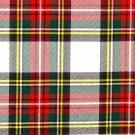 Premium Scottish Highlander Military Piper Tartan BALMORAL Bonnet Hat / KILT CAP Dress Stewart