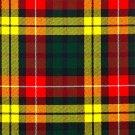 Premium Scottish Highlander Military Piper Tartan BALMORAL Bonnet Hat / KILT CAP Buchanan