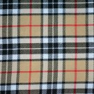 Premium Scottish Highlander Military Piper Tartan BALMORAL Hat / KILT CAP Campbell Of Thopmson