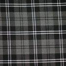 Premium Scottish Highlander Military Piper Tartan BALMORAL Bonnet Hat / KILT CAP Granite