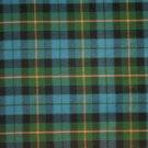 Premium Scottish Highlander Military Piper Tartan BALMORAL Bonnet Hat / KILT CAP Gunn Ancient