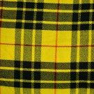 Premium Scottish Highlander Military Piper Tartan BALMORAL Bonnet Hat / KILT CAP Macleod Of Lewis