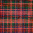 Premium Scottish Highlander Military Piper Tartan BALMORAL Bonnet Hat / KILT CAP Macdonald