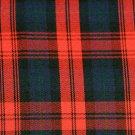 Premium Scottish Highlander Military Piper Tartan BALMORAL Bonnet Hat / KILT CAP Machlachan