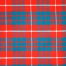 Premium Scottish Highlander Military Piper Tartan BALMORAL Bonnet Hat / KILT CAP Hamilton Red Modern