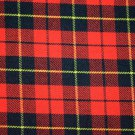 Premium Scottish Highlander Military Piper Tartan BALMORAL Bonnet Hat / KILT CAP Wallace