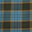 New Handmade Scottish Tam o' shanter Flat Bonnet Hat / Tammie Cap tartan Anderson
