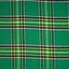 New Handmade Scottish Tam o' shanter Flat Bonnet Hat / Tammie Cap tartan Irish