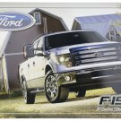 Ford F-150 Truck Embossed Metal Sign 12x18
