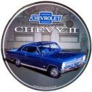 Chevy Nova II Garage Mirror Sign 14x14