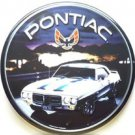 Pontiac Trans Am White Garage Mirror Sign 14x14