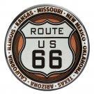 Route U.S. 66  Mirror Sign 14x14