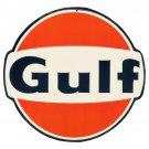 Gulf Gas Station  Mirror Sign 14x14