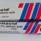 Vitacid 0,1 for anti-aging, acne treatment, wrinkles and scars
