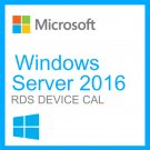 Windows Server 2016 Remote Desktop Services DEVICE CAL 50 Client