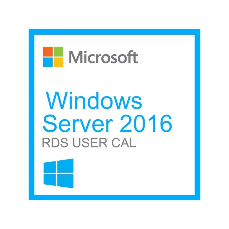 Windows Server 2016 Remote Desktop Services USER CAL 50 Client