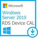Windows Server 2019 Remote Desktop Services DEVICE CAL 50 Client