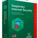 KASPERSKY INTERNET SECURITY 2019  1 PC DEVICE 1 YEAR | GLOBAL KEY!