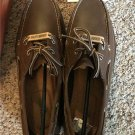 NEW in Box DOCKERS Men's Size 8 1/2 VARGAS Rust Dress Shoes 016-8157 JCPenney