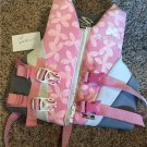 STEARNS US Coast Guard Approved Child 30-50 lbs water sports life vest pink girl