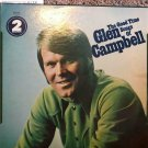"The Good Time Songs of GLEN CAMPBELL 12"" 33 RPM Vinyl LP Record Album PTP-2048"
