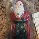 New in Box HALLMARK Keepsake Ornament Santas from around the world ENGLAND