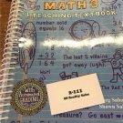 MATH 3 TEACHING TEXTBOOKS Homeschool Mathematics Workbook Curriculum Sabouri