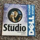 New Dell Jasc Paint Shop Pro Studio Picture Software CD create digital photos