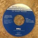 Dell Drivers & Utilities Dimension Resource CD DIsk Rev A13 diagnostics computer