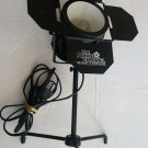 Vintage The Movie Channel Movie Lamp Hollywood Spotlight Desk Accent Lamp