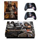 Dead or Alive 6 decal skin for Xbox one X Console & Controllers