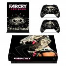 Far Cry New Dawn decal skin for Xbox one X Console & Controllers