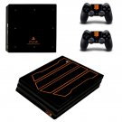 Call of Duty black ops 4 decal skin for PS4 Pro Console & Controllers