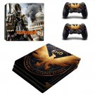 The Division 2 decal skin for PS4 Pro Console & Controllers