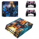 Avengers Endgame decal skin for PS4 Pro Console & Controllers